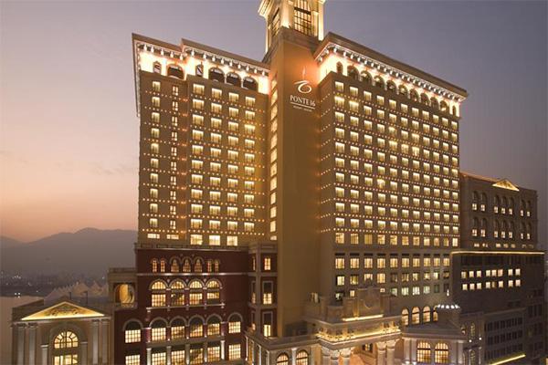 Ponte Casino Macau